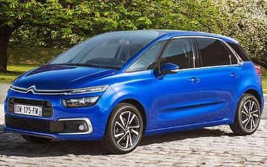 Ver mas info sobre el modelo Citroën C4 SpaceTourer