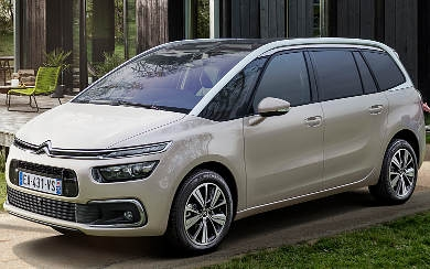 Foto Citroën Grand C4 SpaceTourer PureTech 130 S&S Origins EAT8 (2019-2020)