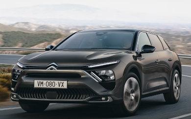 Ver mas info sobre el modelo Citroën C5 X