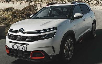 Ver mas info sobre el modelo Citroën C5 Aircross