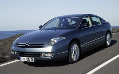 Ver mas info sobre el modelo Citroën C6