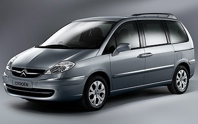 Ver mas info sobre el modelo Citroën C8