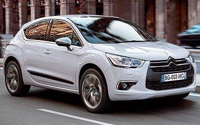 Ver mas info sobre el modelo Citroën DS4