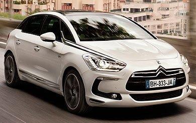 Ver mas info sobre el modelo Citroën DS5