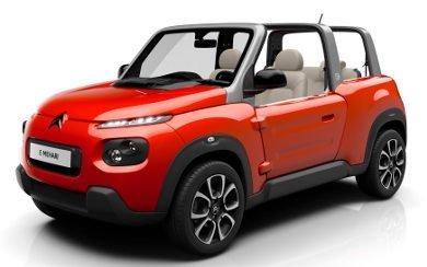 Ver mas info sobre el modelo Citroën E-Mehari