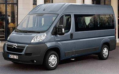 Ver mas info sobre el modelo Citroën Jumper