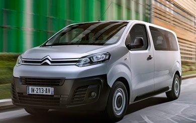 Ver mas info sobre el modelo Citroën Jumpy