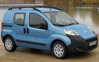 Ver mas info sobre el modelo Citroën Nemo