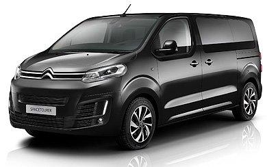 Ver mas info sobre el modelo Citroën SpaceTourer