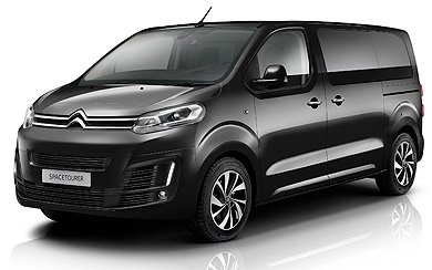 Foto Citroën SpaceTourer Talla XS BlueHDi 100 Business (2018)