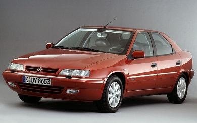 Ver mas info sobre el modelo Citroën Xantia