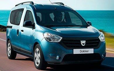 Foto Dacia Dokker Base 1.6 75 kW (101 CV) (2015)