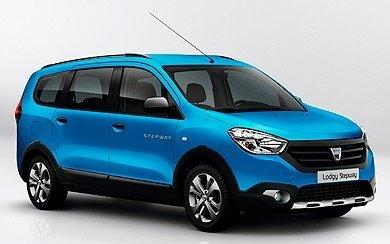 Ver mas info sobre el modelo Dacia Lodgy