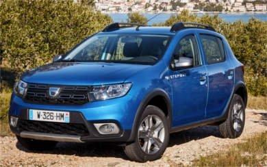Ver mas info sobre el modelo Dacia Sandero