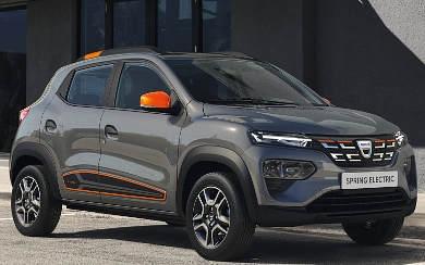Ver mas info sobre el modelo Dacia Spring