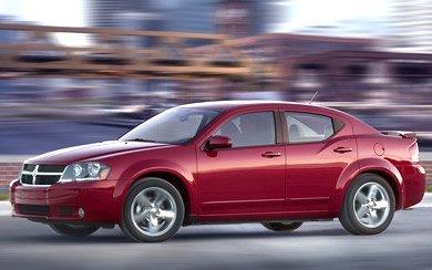 Ver mas info sobre el modelo Dodge Avenger