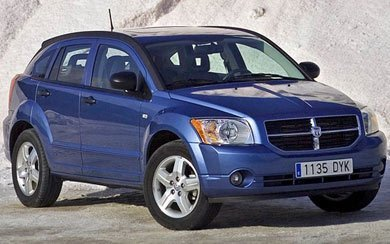 Ver mas info sobre el modelo Dodge Caliber