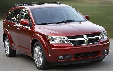 Ver mas info sobre el modelo Dodge Journey