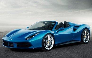 Ver mas info sobre el modelo Ferrari 488