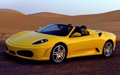 Foto Ferrari F430 Spider (2005-2007)