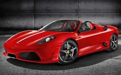 Foto Ferrari Scuderia Spider 16M (2008-2009)