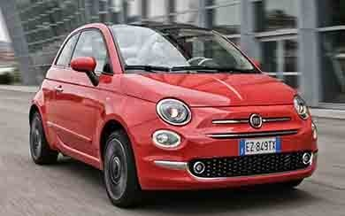 Foto Fiat 500C 1.2 51 kW (69 CV) Collezione Fall (2018)