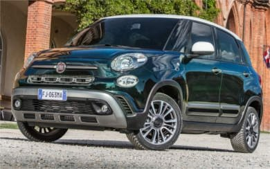 Foto Fiat 500L City Cross 1.3 Multijet 70 kW (95 CV) (2020)