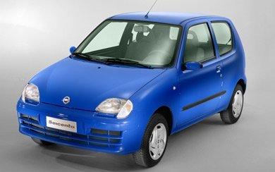 Ver mas info sobre el modelo Fiat 600