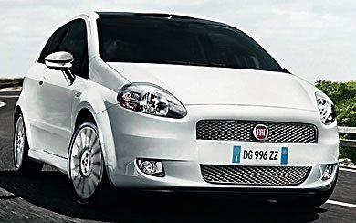 Foto Fiat Grande Punto 3p Active 1.2 8v 69 CV Start&Stop (2010-2011)
