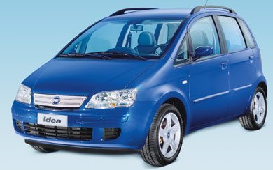 Ver mas info sobre el modelo Fiat Idea
