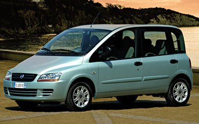 Ver mas info sobre el modelo Fiat Multipla