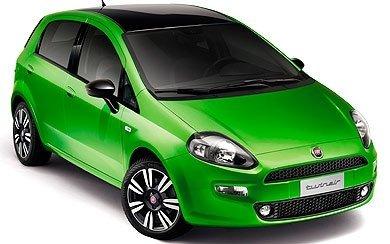 Ver mas info sobre el modelo Fiat Punto