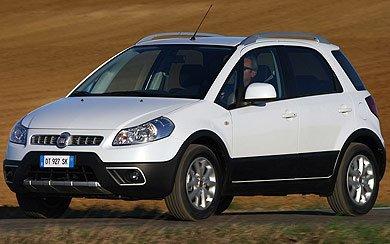 Ver mas info sobre el modelo Fiat Sedici