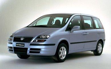 Foto Fiat Ulysse 2.0 JTD 16V 120 CV Dynamic (2008-2009)