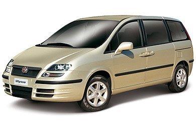 Ver mas info sobre el modelo Fiat Ulysse