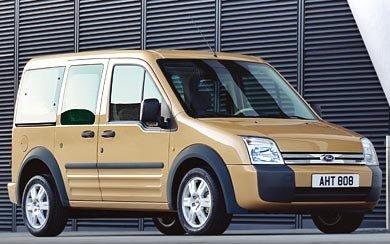 Ver mas info sobre el modelo Ford Connect