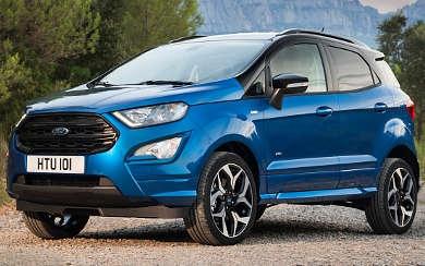 Foto Ford EcoSport ST-Line 1.0 EcoBoost 92 kW (125 CV) Aut. (2017-2019)