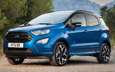Foto Ford EcoSport Titanium 1.5 EcoBlue 92 kW (125 CV) S&S AWD (2019)