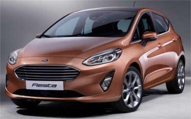 Foto Ford Fiesta 5p Trend 1.1 Ti-VCT 63 kW (85 CV) (2018)