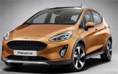 Foto Ford Fiesta Active 1.0 EcoBoost 63 kW (85 CV) S/S (2018)