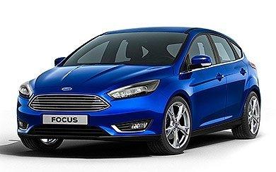 Ver mas info sobre el modelo Ford Focus