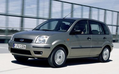 Foto Ford Fusion Trend 1.4 80 CV (2002-2005)