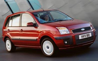 Foto Ford Fusion Flex 1.4 80 CV (2009-2010)