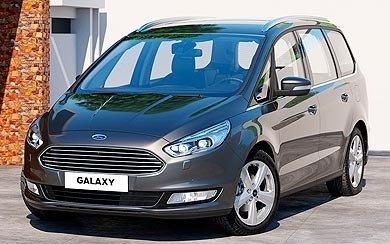 Ver mas info sobre el modelo Ford Galaxy
