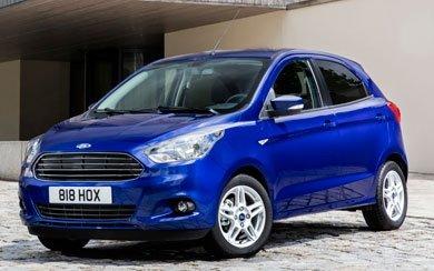 Ver mas info sobre el modelo Ford KA+