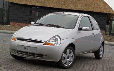Ford Ka 2003 Informacion General Km77 Com