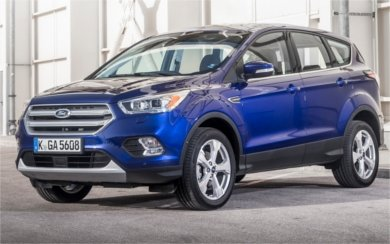 Foto Ford Kuga Trend 1.5 EcoBoost Auto-Start-Stop 110 kW (150 CV) 4x2 (2016)