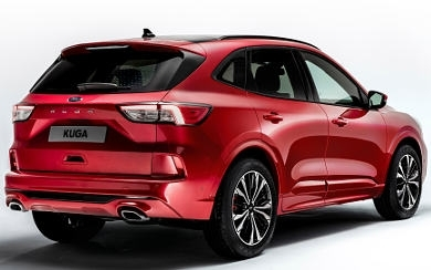 Ford Kuga Titanium 2 5 Duratec Phev 2019 Precio Y Ficha
