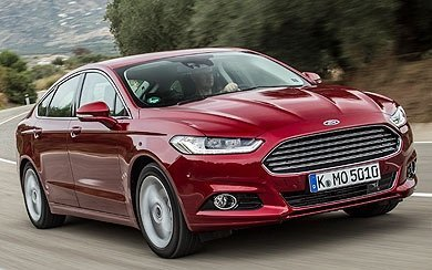 Ver mas info sobre el modelo Ford Mondeo