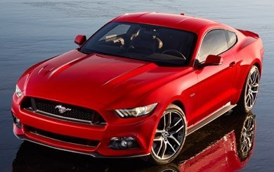 Ver mas info sobre el modelo Ford Mustang
